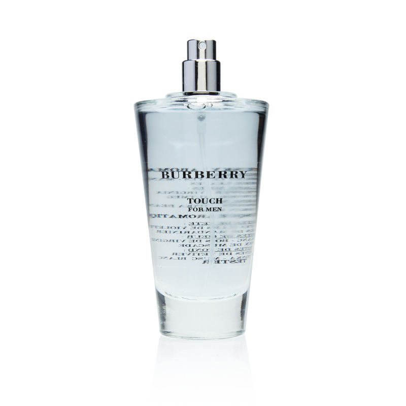 Burberry Touch by Burberry for Men 3.3oz Cologne EDT Spray (Tester) Shower Gel