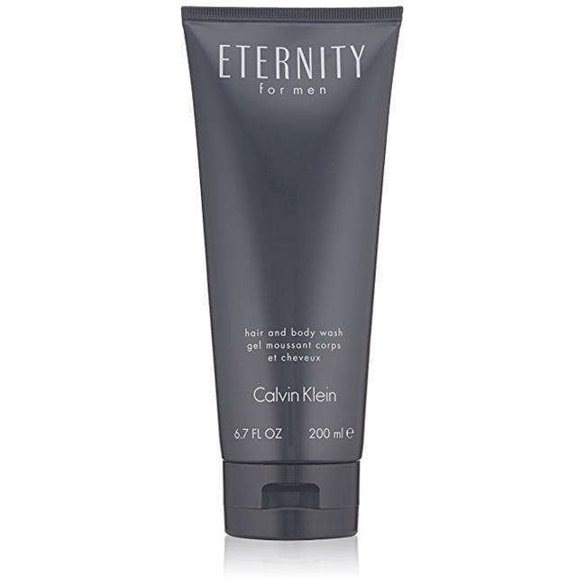 Eternity by Calvin Klein for Men 6.7oz Body Wash Shower Gel
