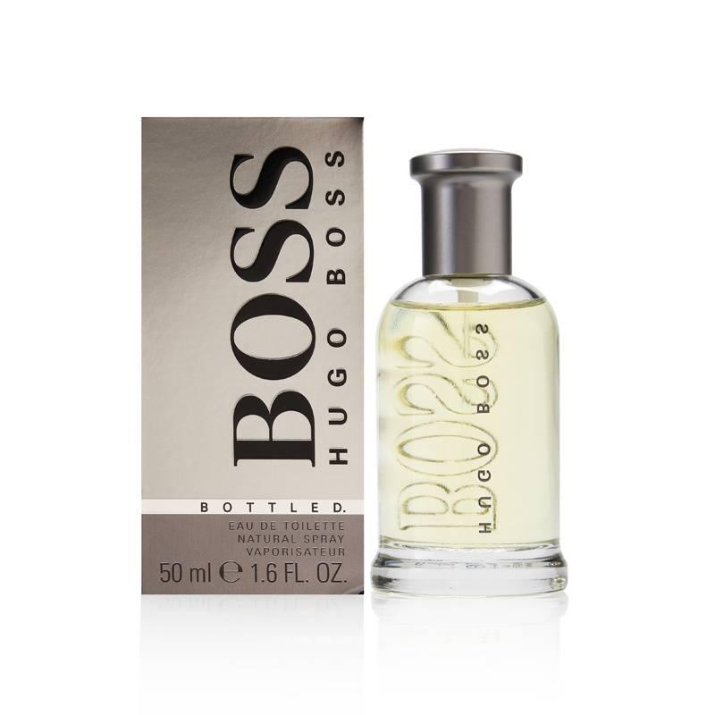 Boss Bottled No. 6 by Hugo Boss for Men 1.6oz EDT Spray Shower Gel