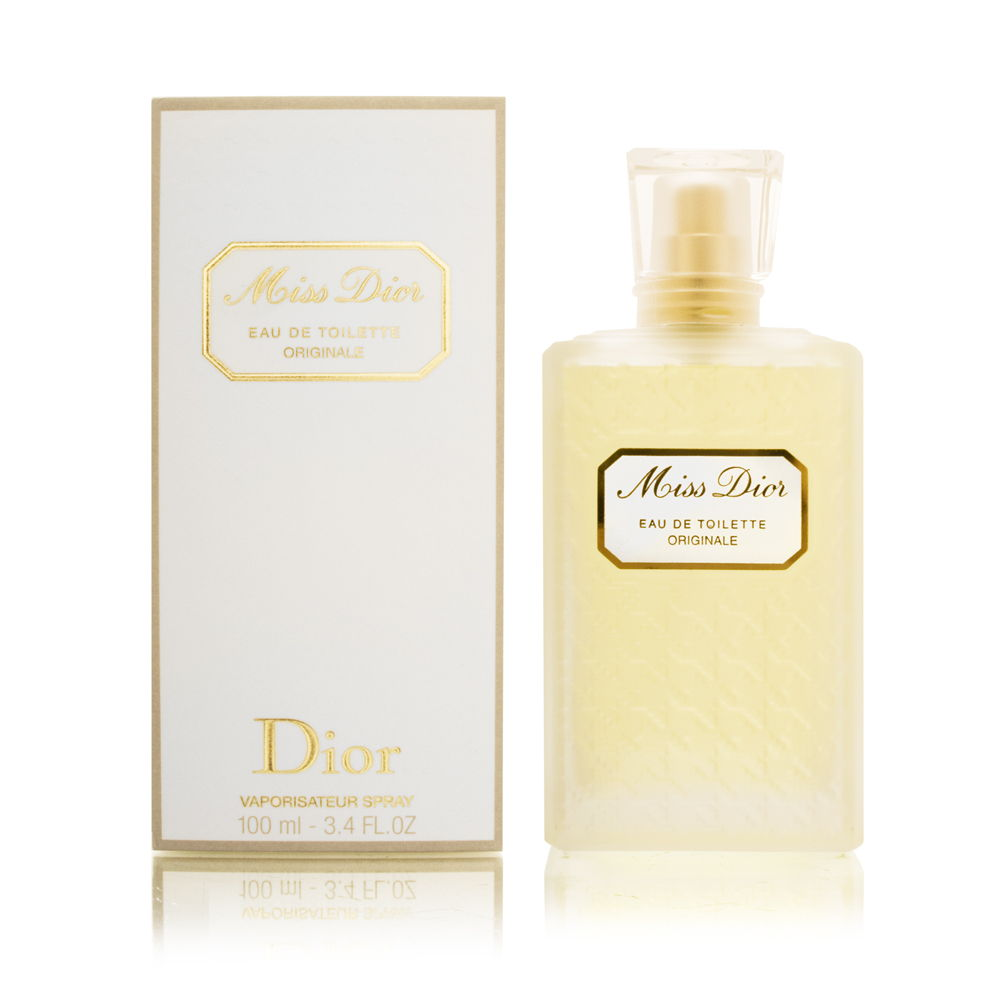Miss Dior Originale by Christian Dior for Women 3.4oz EDT Spray Shower Gel