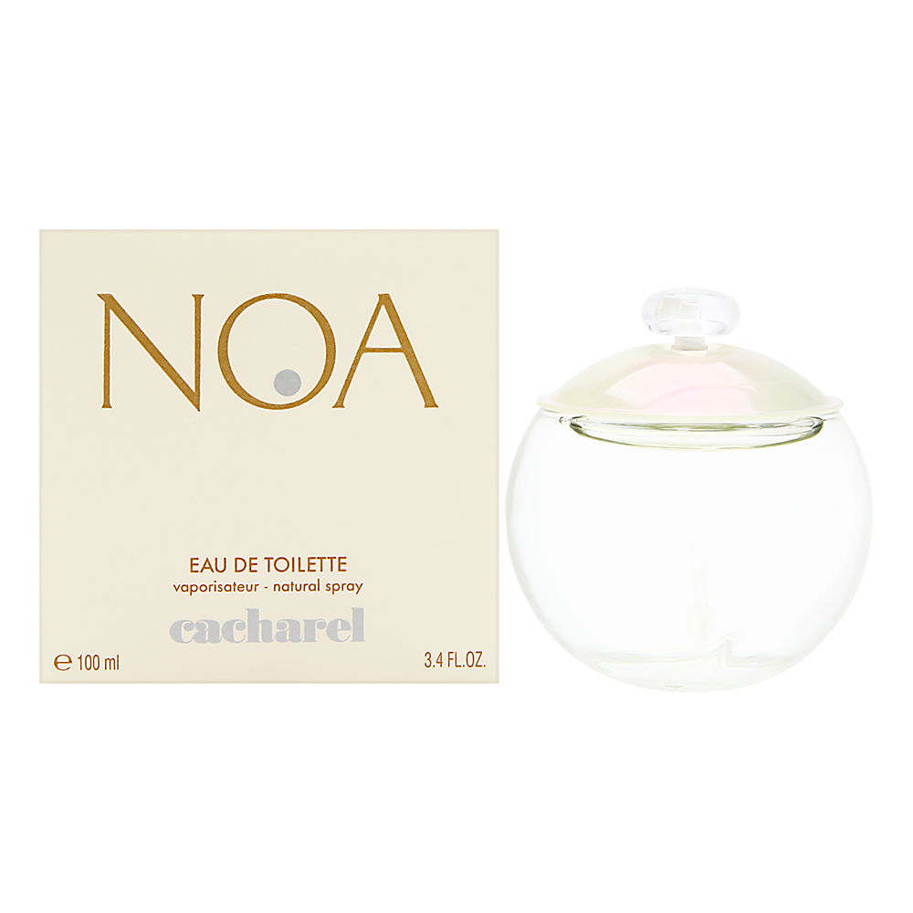 Noa by Cacharel for Women 3.3oz EDT Spray Shower Gel