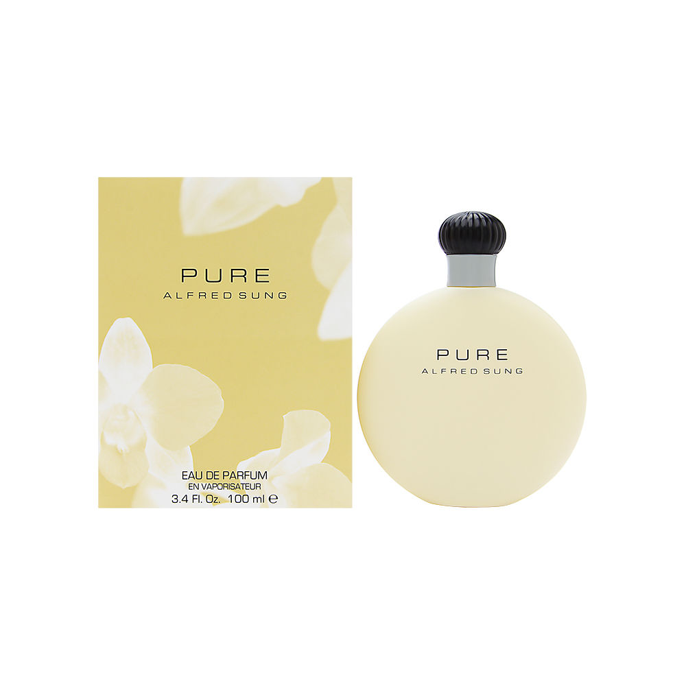 Elizabeth Arden Pure by Alfred Sung for Women 3.4oz EDP Spray Shower Gel