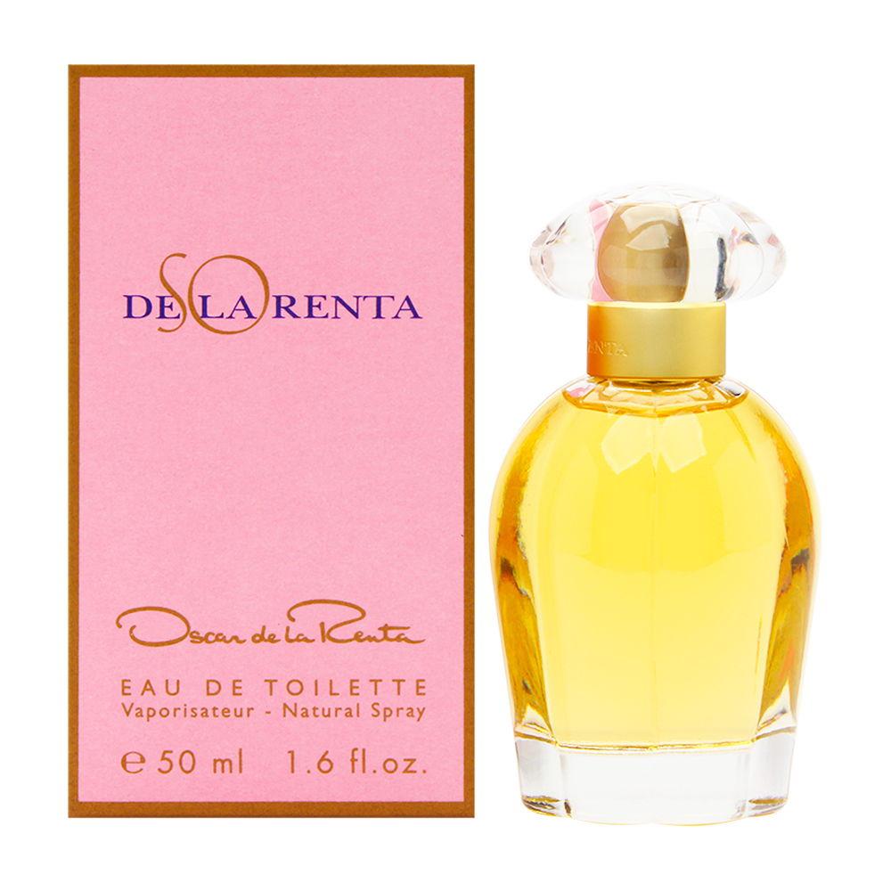 So de la Renta by Oscar de la Renta for Women 1.7oz EDT Spray Shower Gel