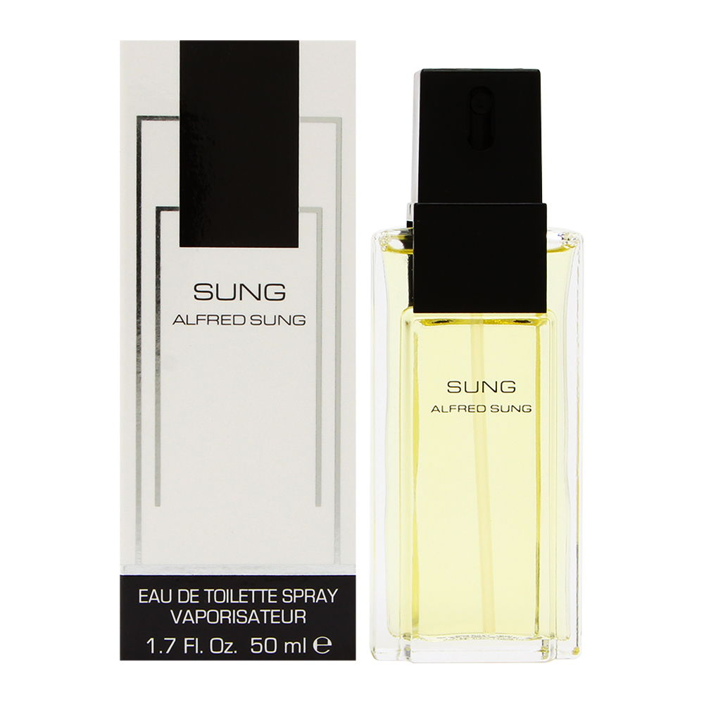 Sung by Alfred Sung for Women 1.7oz EDT Spray Shower Gel