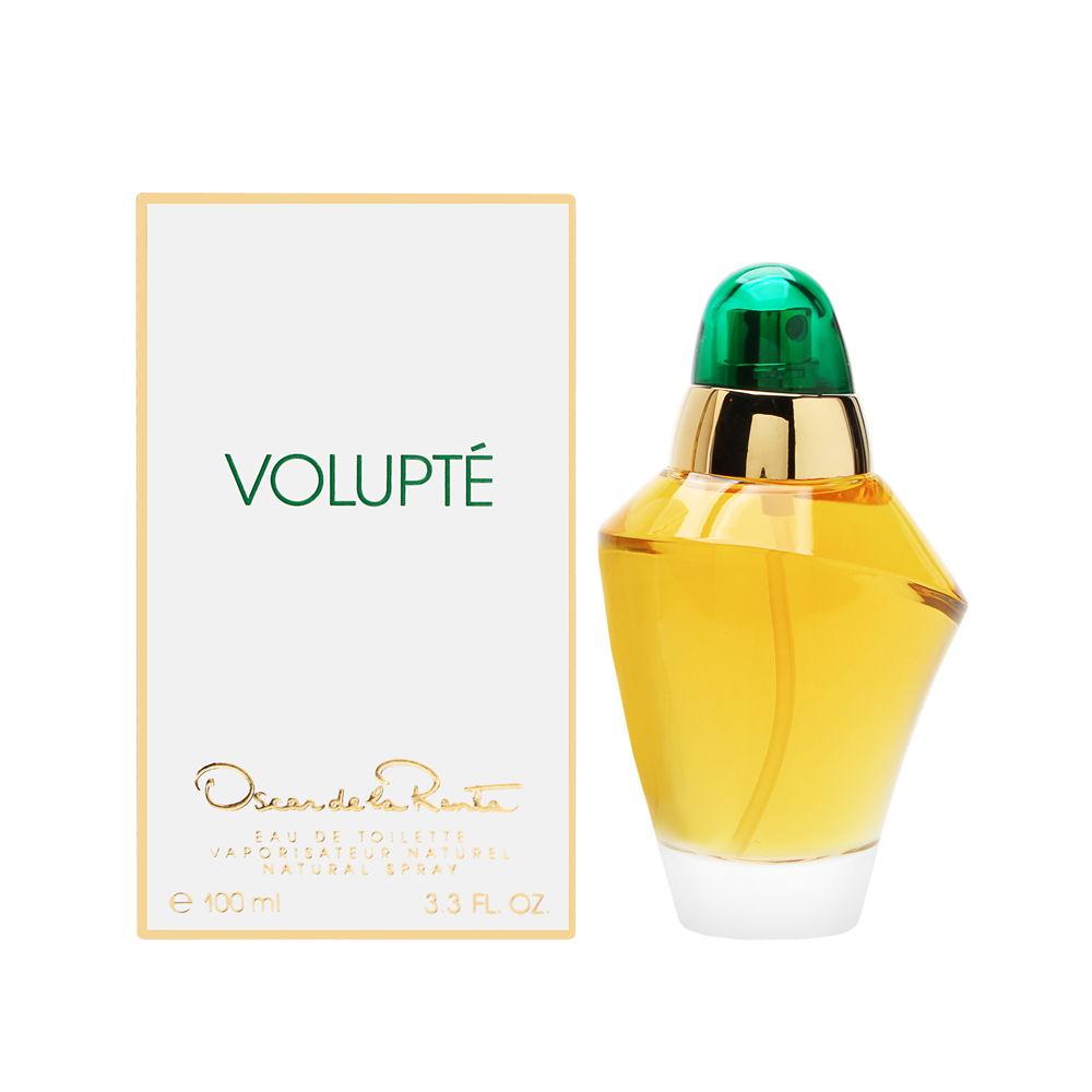 Volupte by Oscar de La Renta for Women 3.3oz EDT Spray Shower Gel
