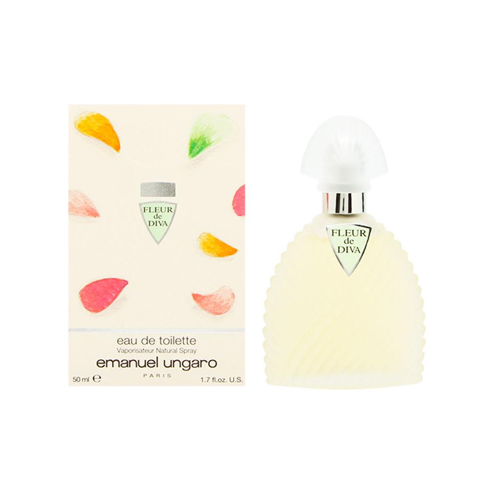 Emanuel Ungaro Fleur de Diva by Ungaro for Women 1.7oz EDT Spray Shower Gel
