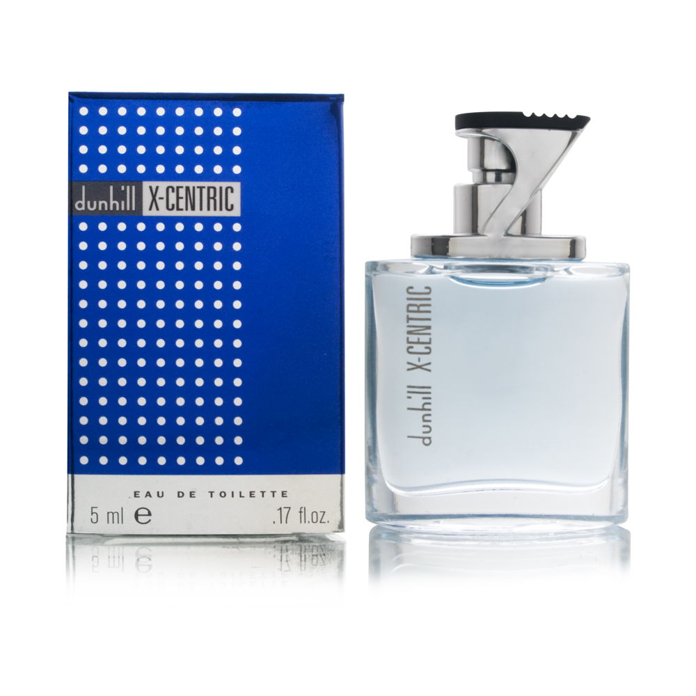 Dunhill X-Centric by Alfred Dunhill for Men 0.17oz Cologne EDT