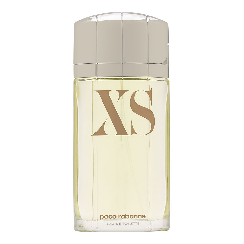XS Pour Homme by Paco Rabanne for Men 3.4oz Cologne EDT Spray (Tester) Shower Gel